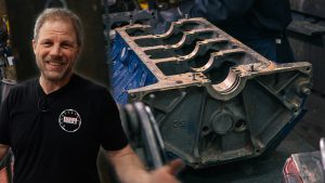 Our Cadillac V-8 engine project gets baked, blasted, and crack-checked | Redline Update #73