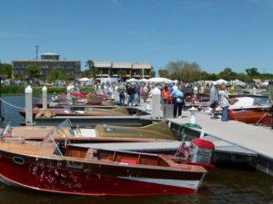 Sunnyland Boat Festival docks