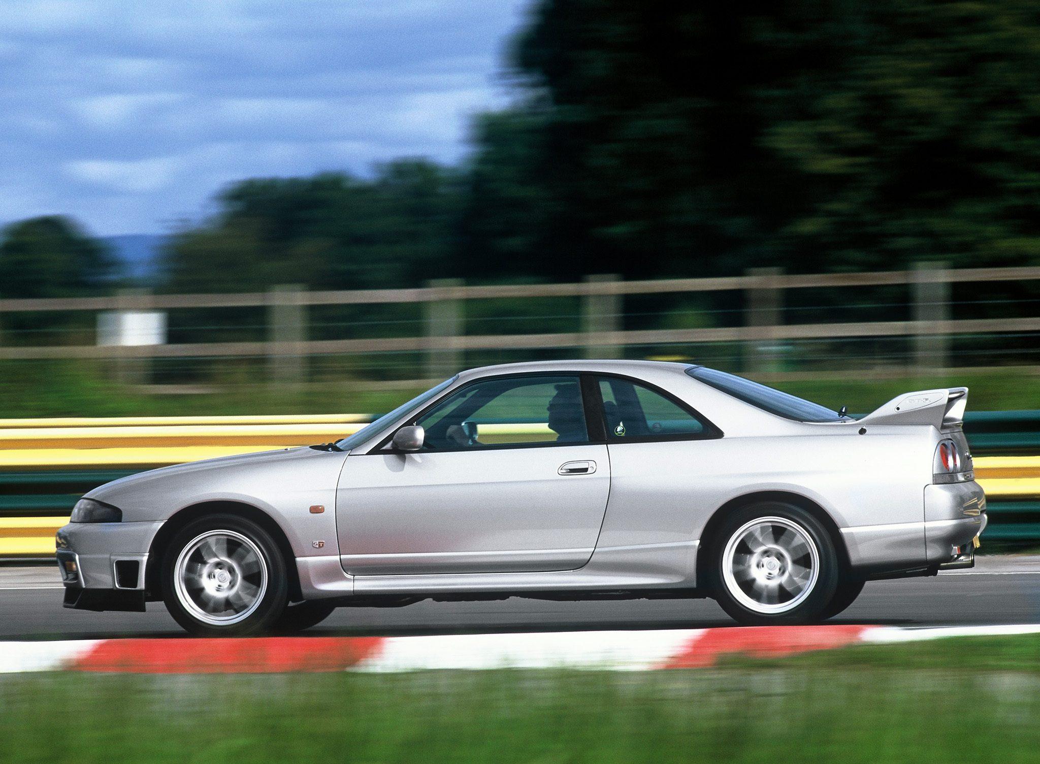 1995 Nissan Skyline R33 V-Spec