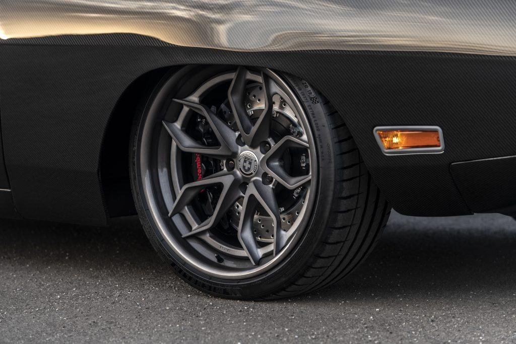 Speedkore Charger Hellraiser wheels HRE