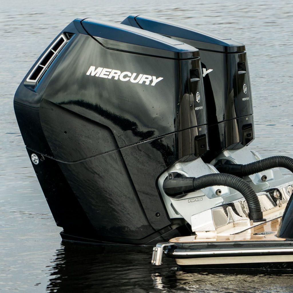 Mercury Verado V12 4