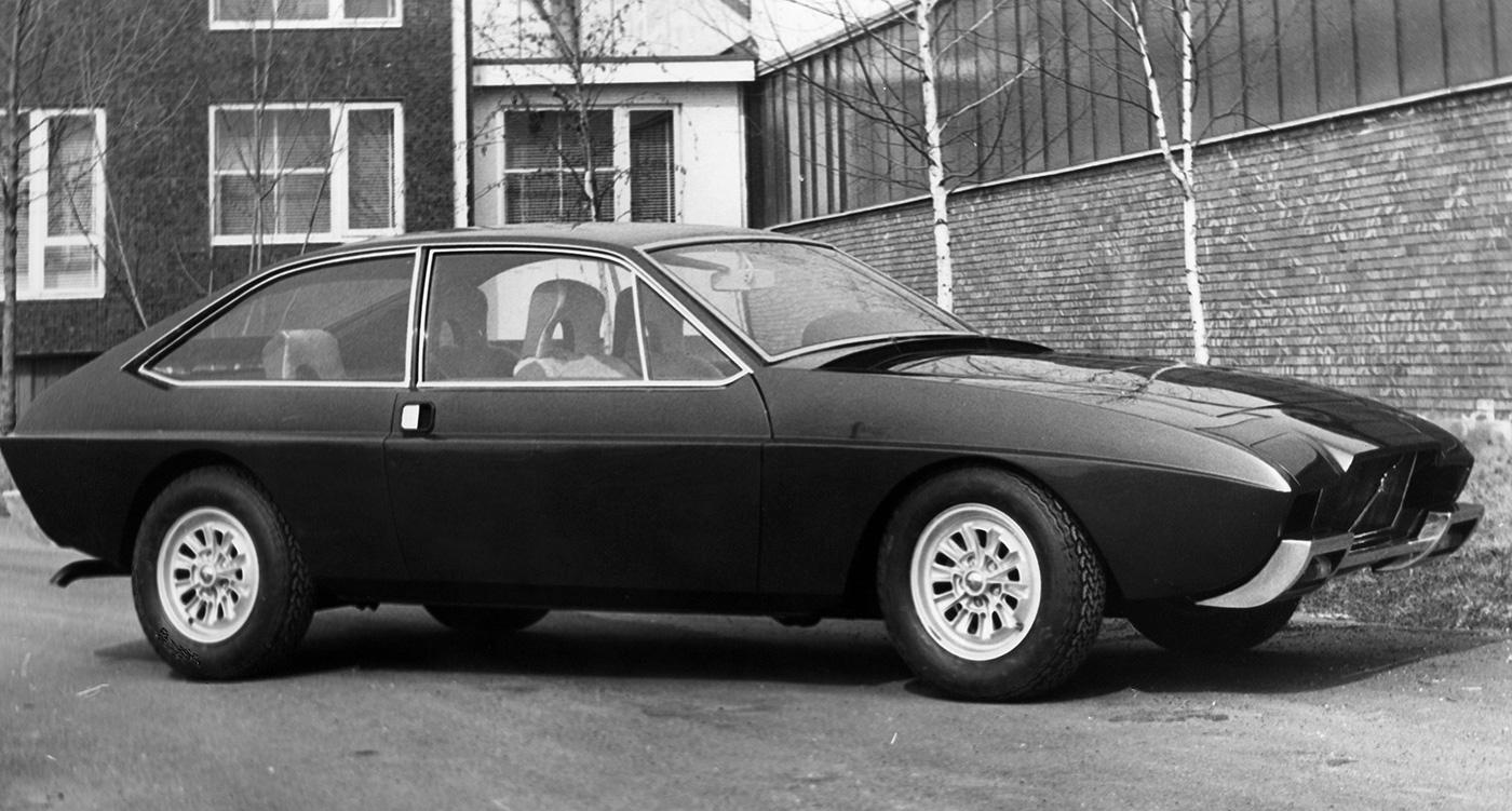 Zagato Volvo GTZ 3000