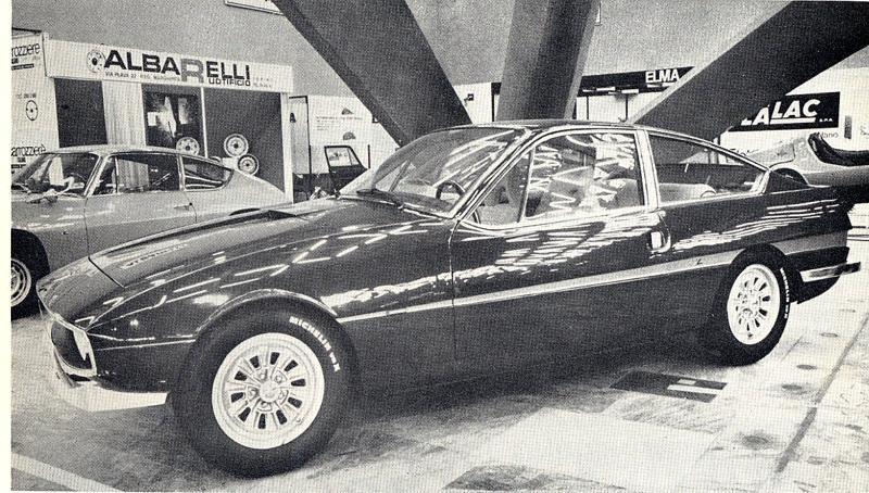 Zagato Volvo GTZ