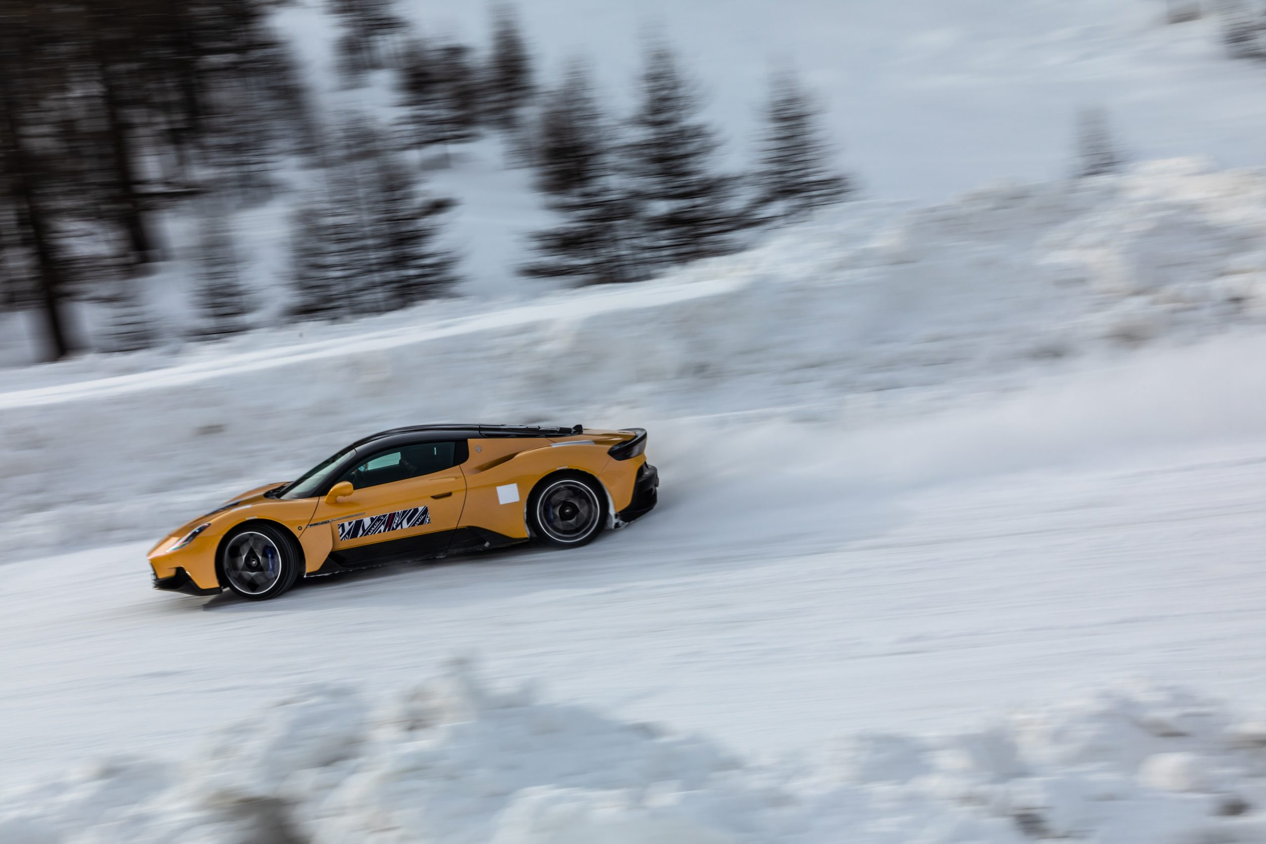 Maserati_MC20_Cold_Test_Livigno 3
