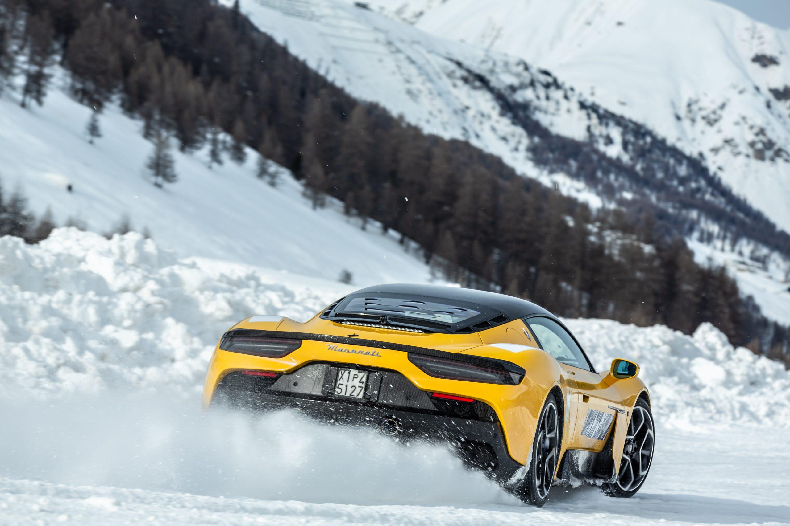 Maserati_MC20_Cold_Test_Livigno 4