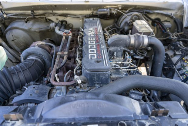 1992 Dodge D250 Club Cab Cummins