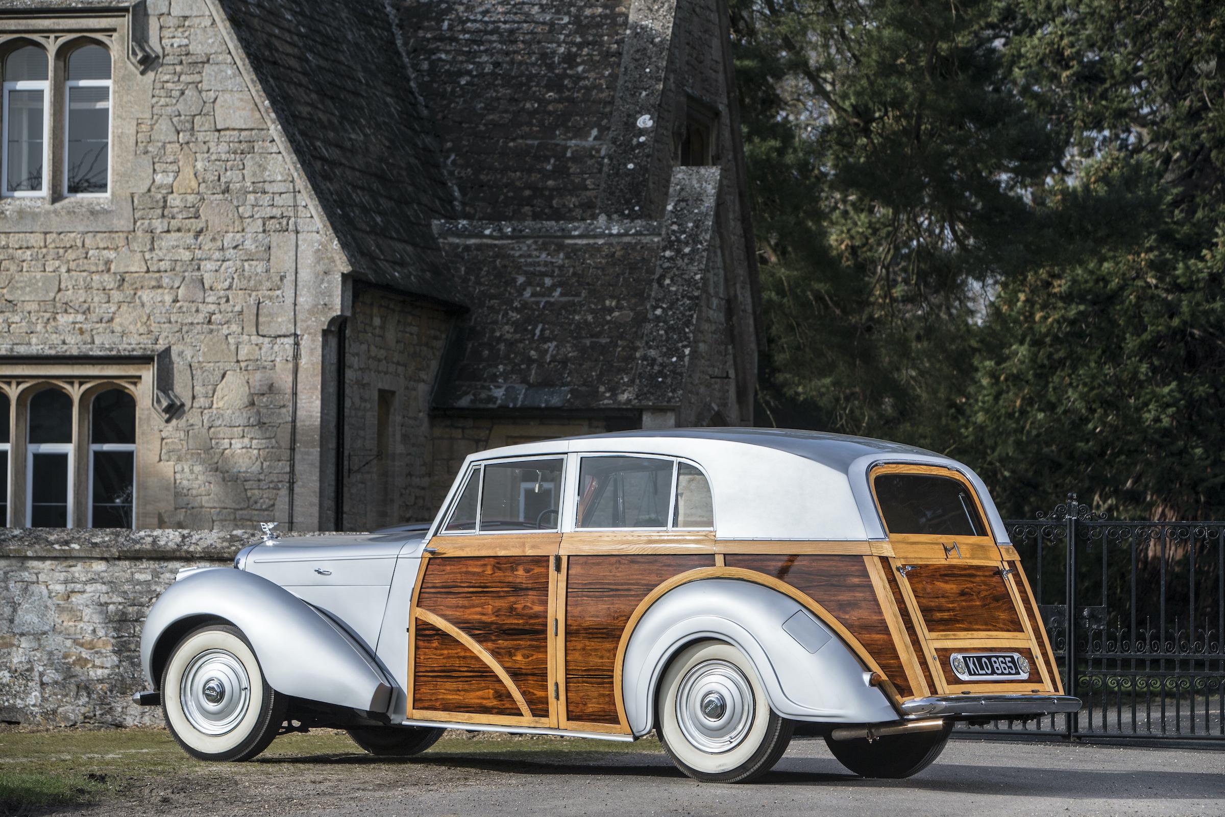 1949 Bentley MKVI 4¼-litre Countryman