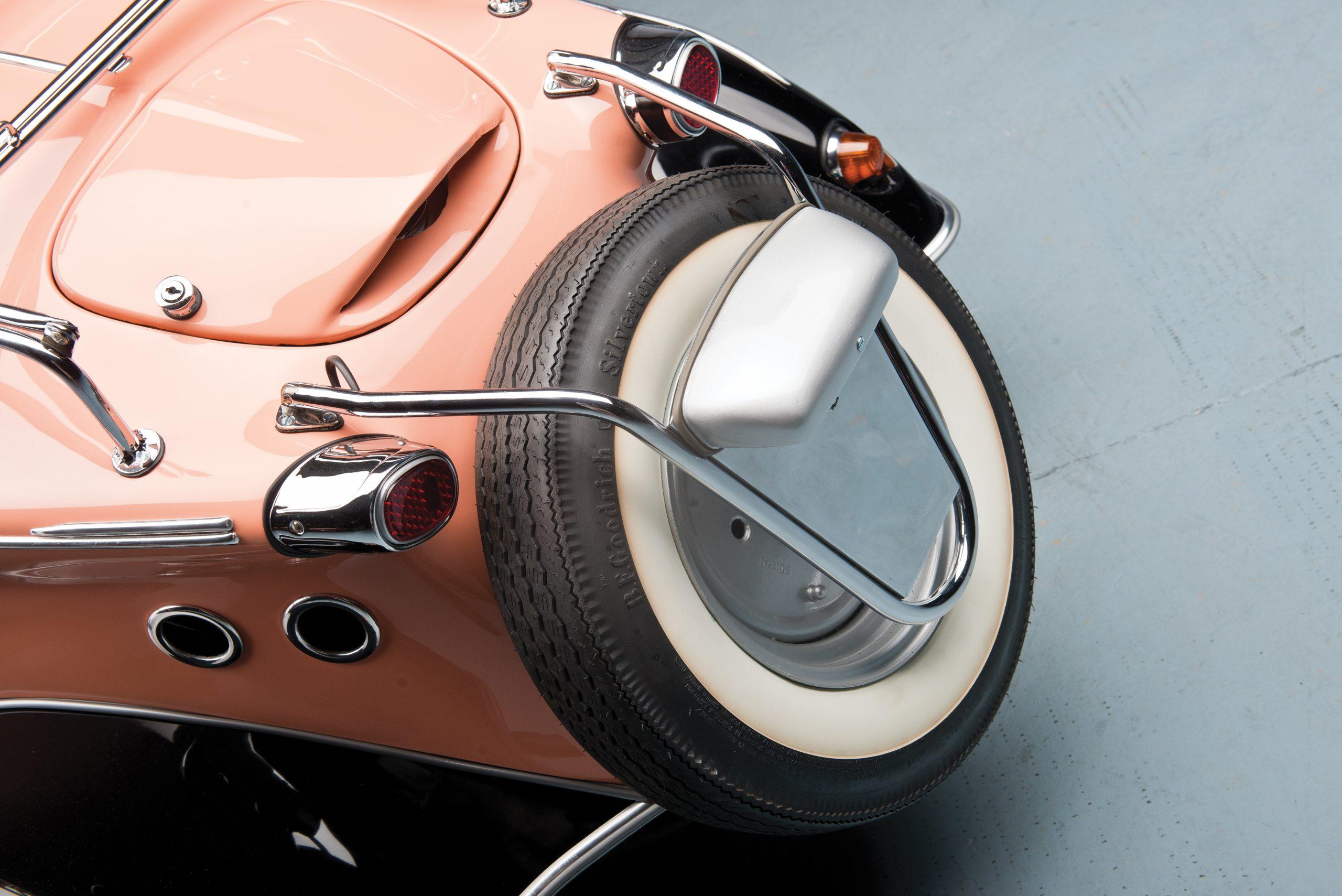 1958 F.M.R. Tg 500 'Tiger' 2013 bruce weiner microcar auction