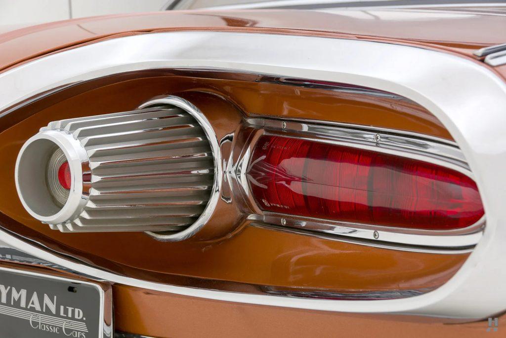 1963 Chrysler Turbine Car rear detail