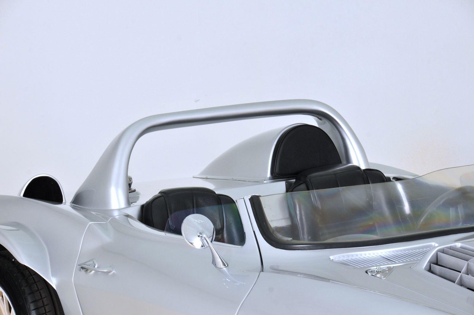 1963 Chevrolet Corvette Mongoose Motorsports Grand Sport Fast Five roll bar