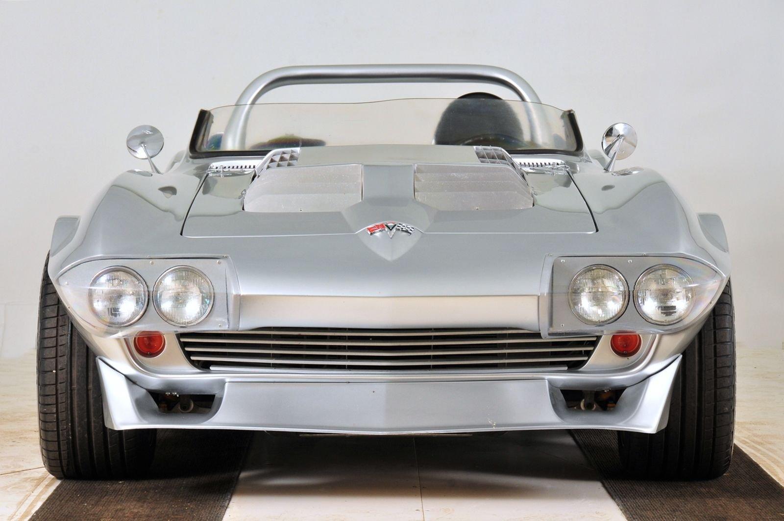 1963 Chevrolet Corvette Mongoose Motorsports Grand Sport Fast Five front