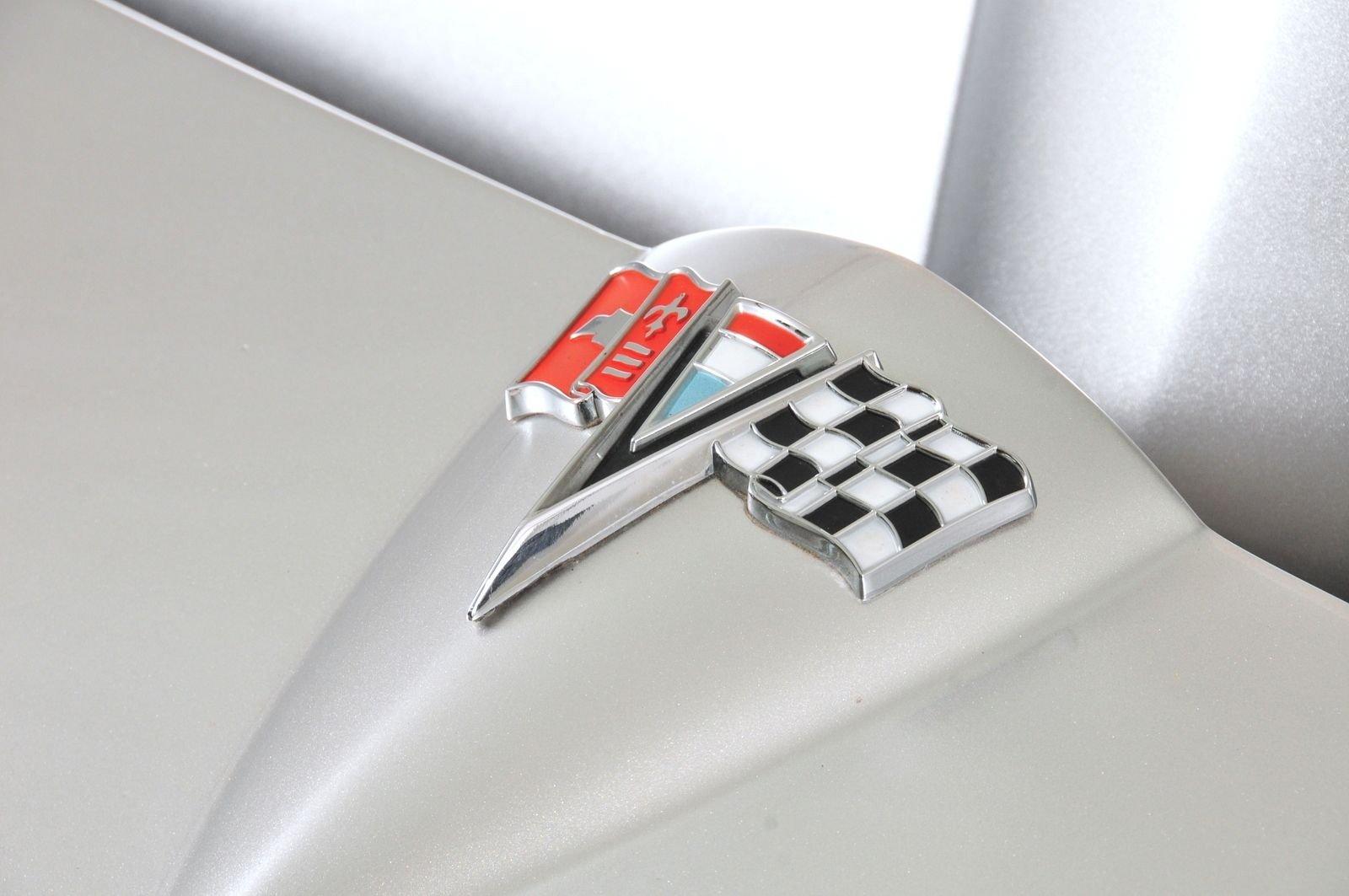 1963 Chevrolet Corvette Mongoose Motorsports Grand Sport Fast Five logo