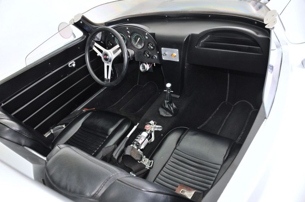 1963 Chevrolet Corvette Mongoose Motorsports Grand Sport Fast Five interior