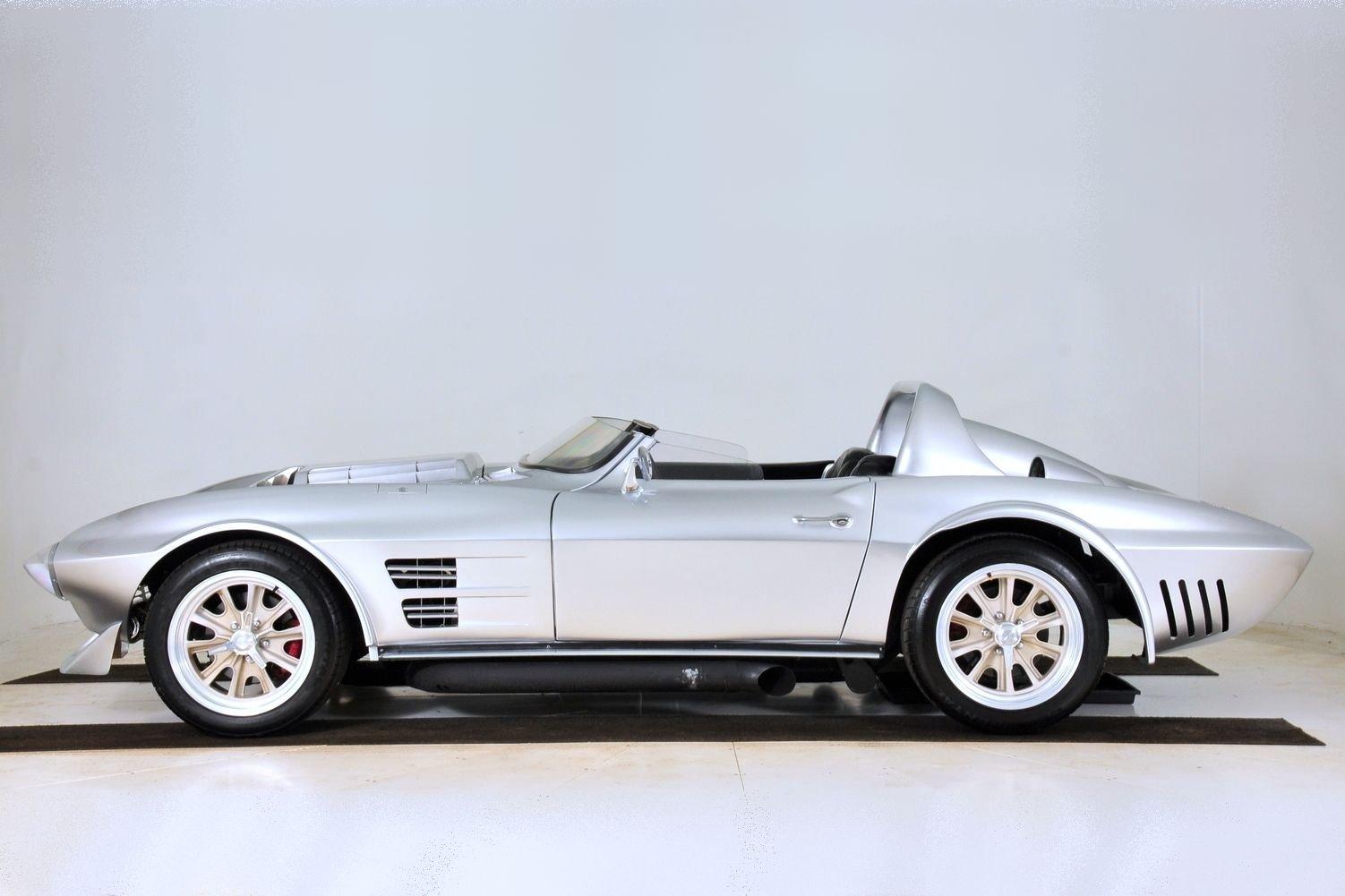 1963 Chevrolet Corvette Mongoose Motorsports Grand Sport Fast Five profile