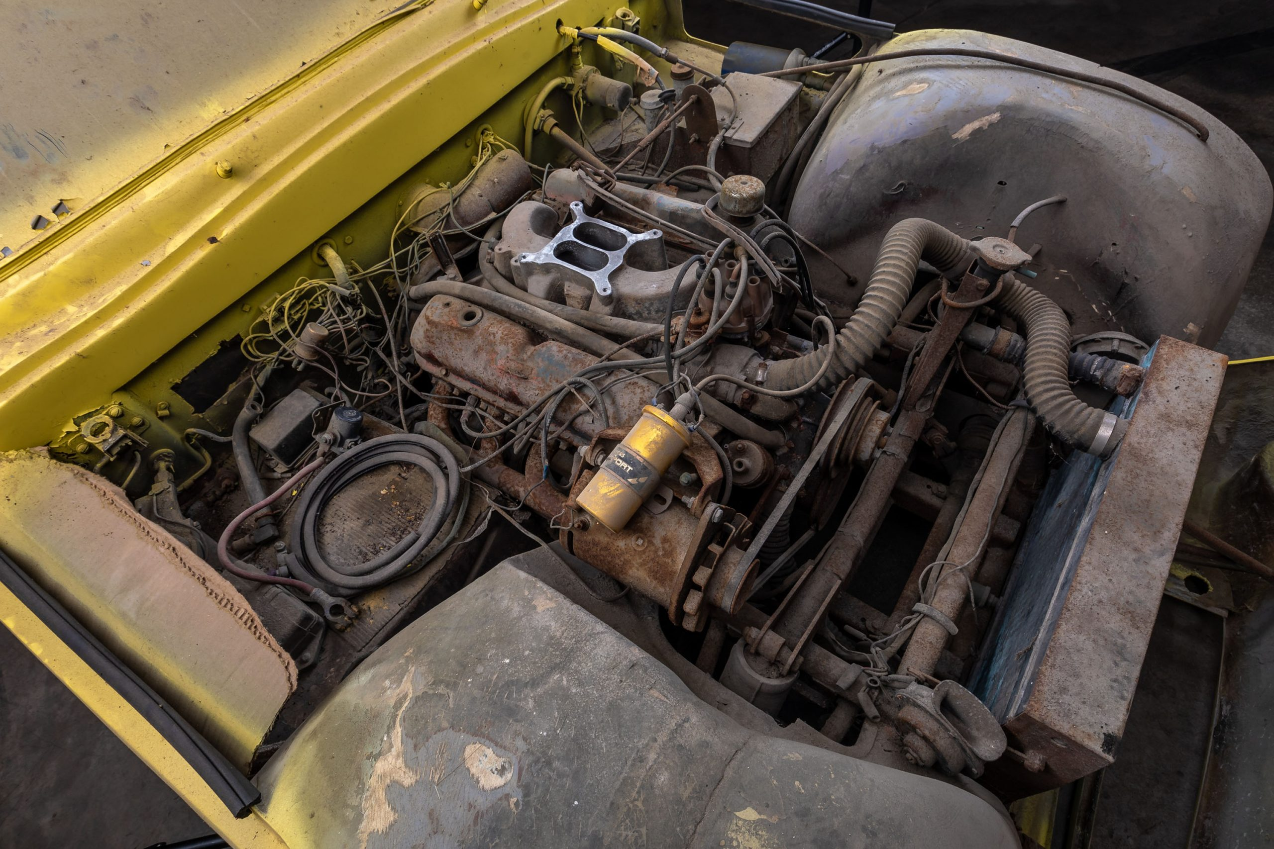 1965 Griffith Series 200 engine