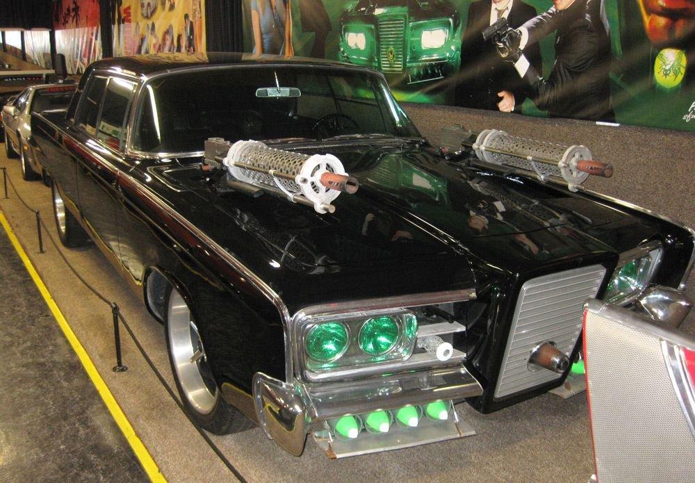1966-chrysler-imperial Green Hornet