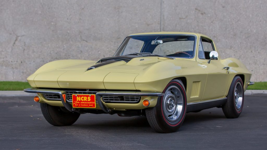 1967 L88 Coupe Corvette