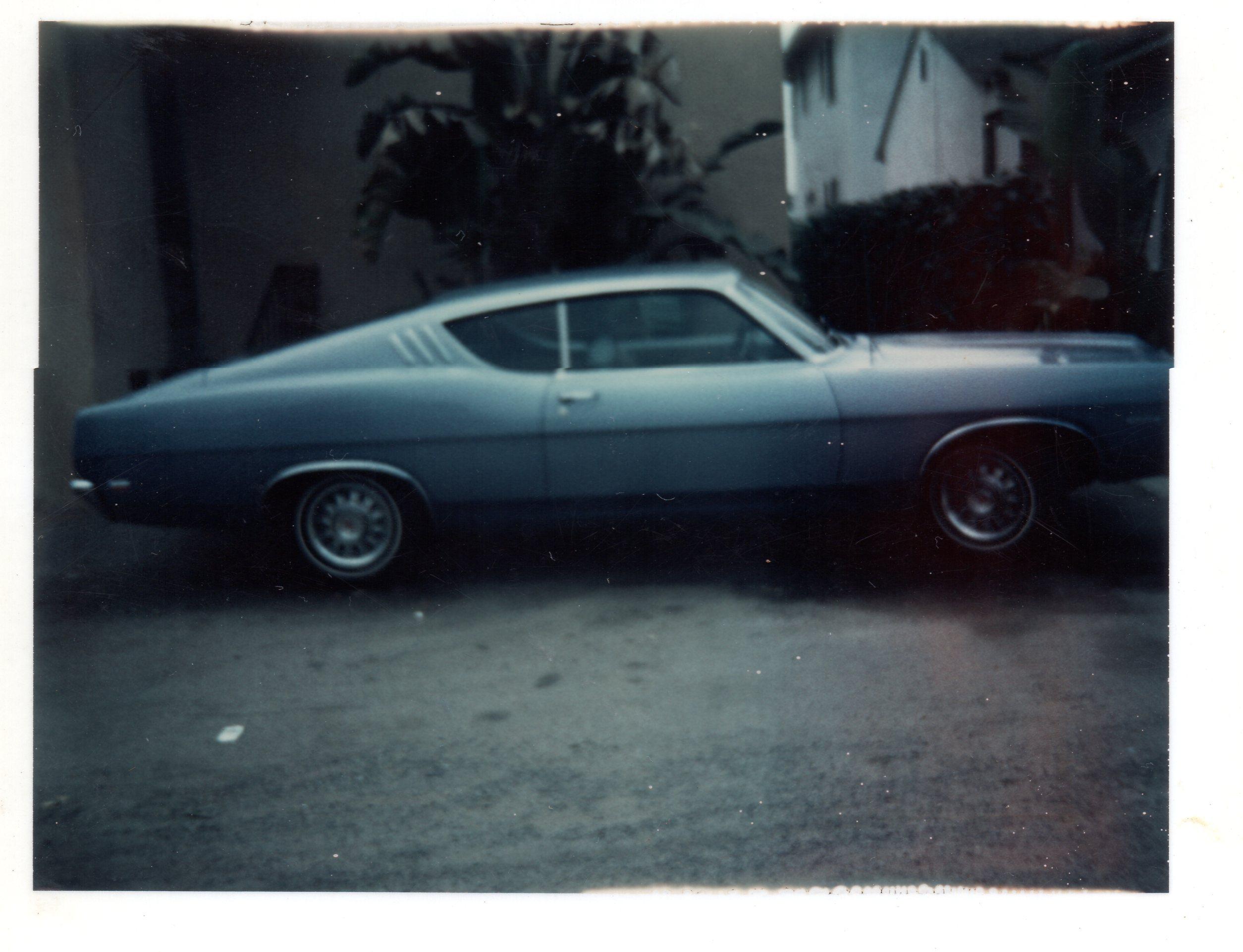 1969 Ford Torino side profile