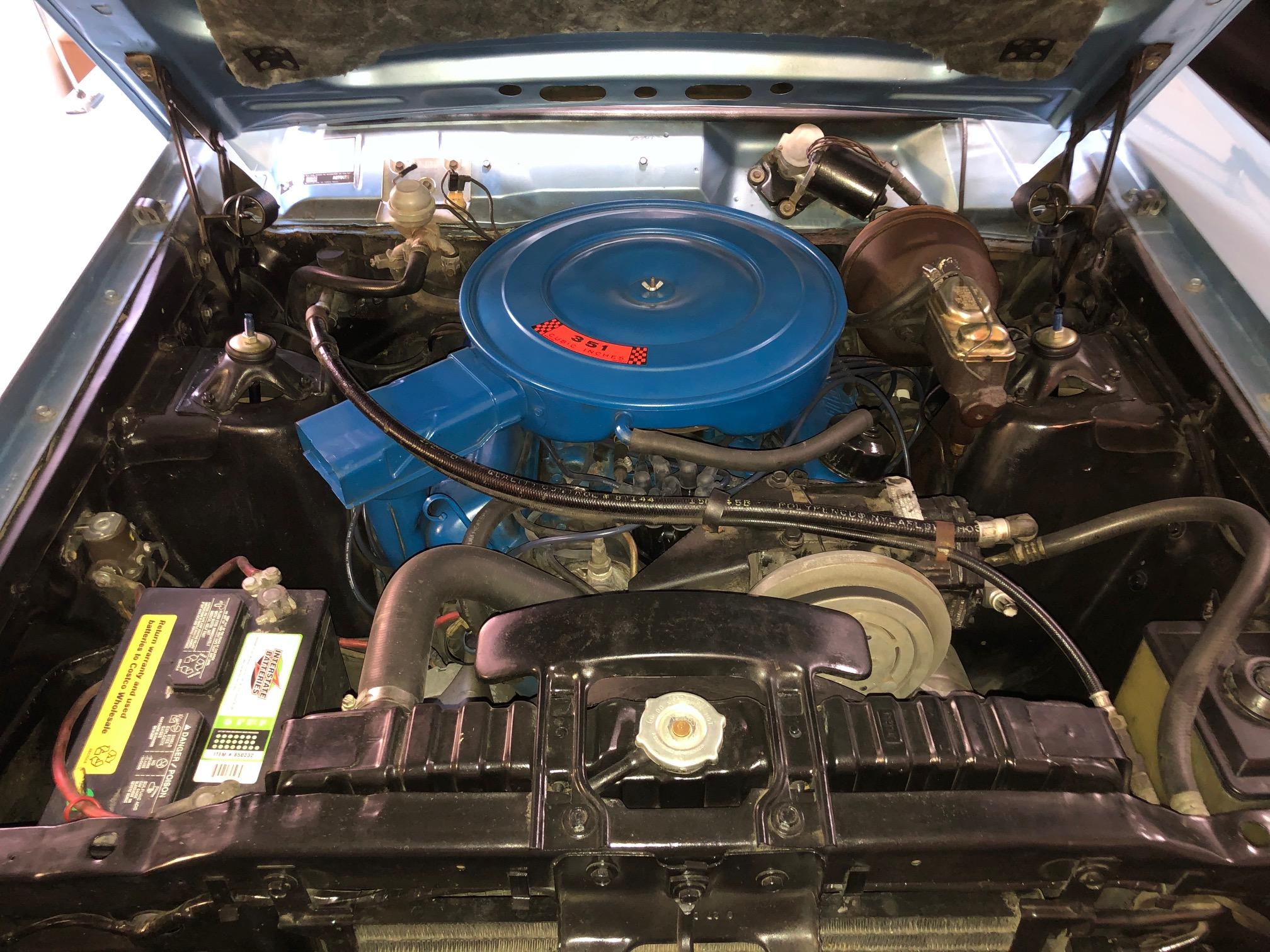 1969 Ford Torino engine