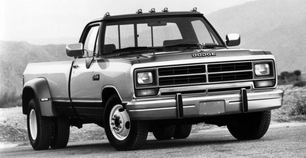 1990 Dodge Ram Cummins TurboDiesel truck