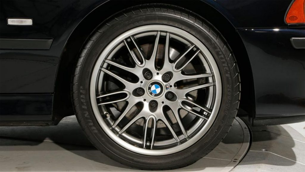 2003 BMW M5 1-Owner wheel