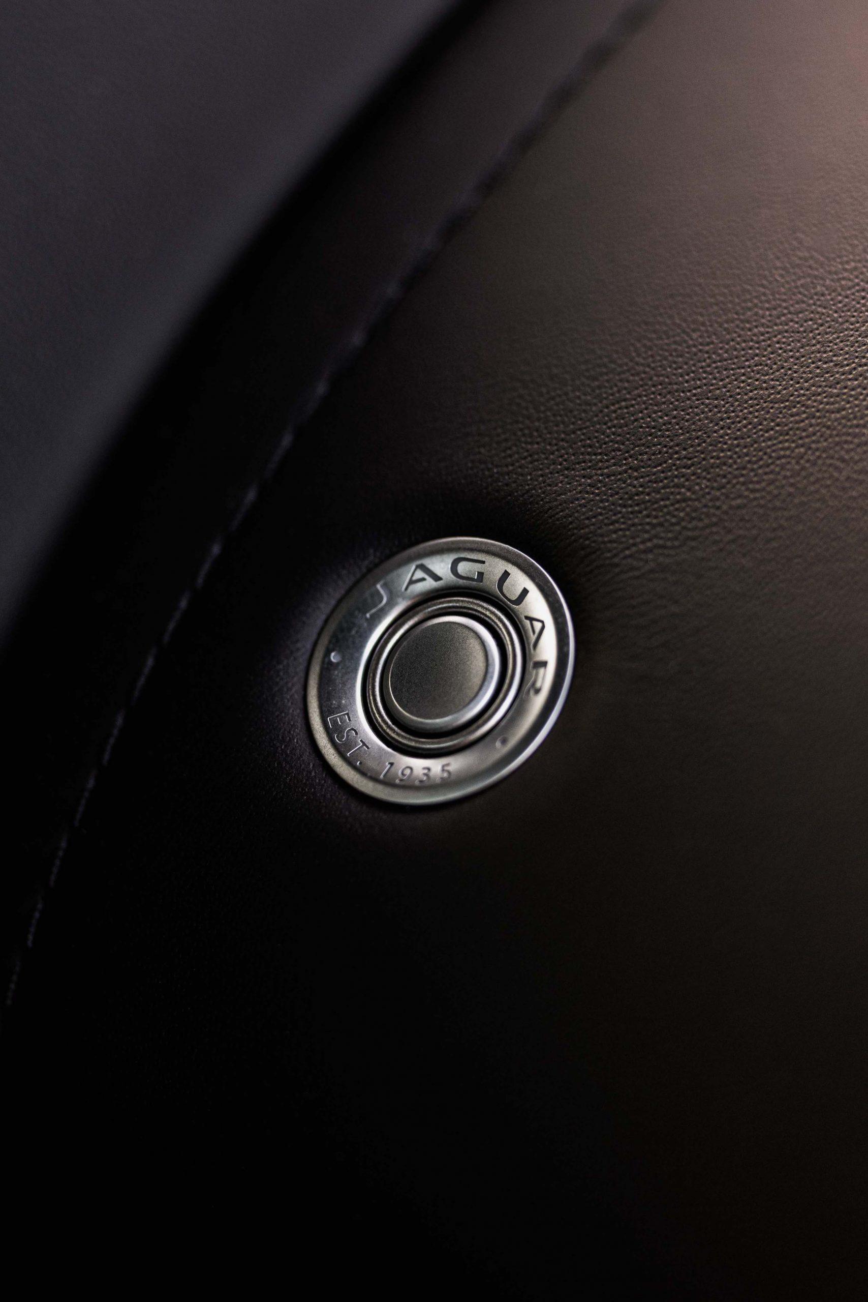 2021 Jaguar F-TYPE_R Coupe button detail