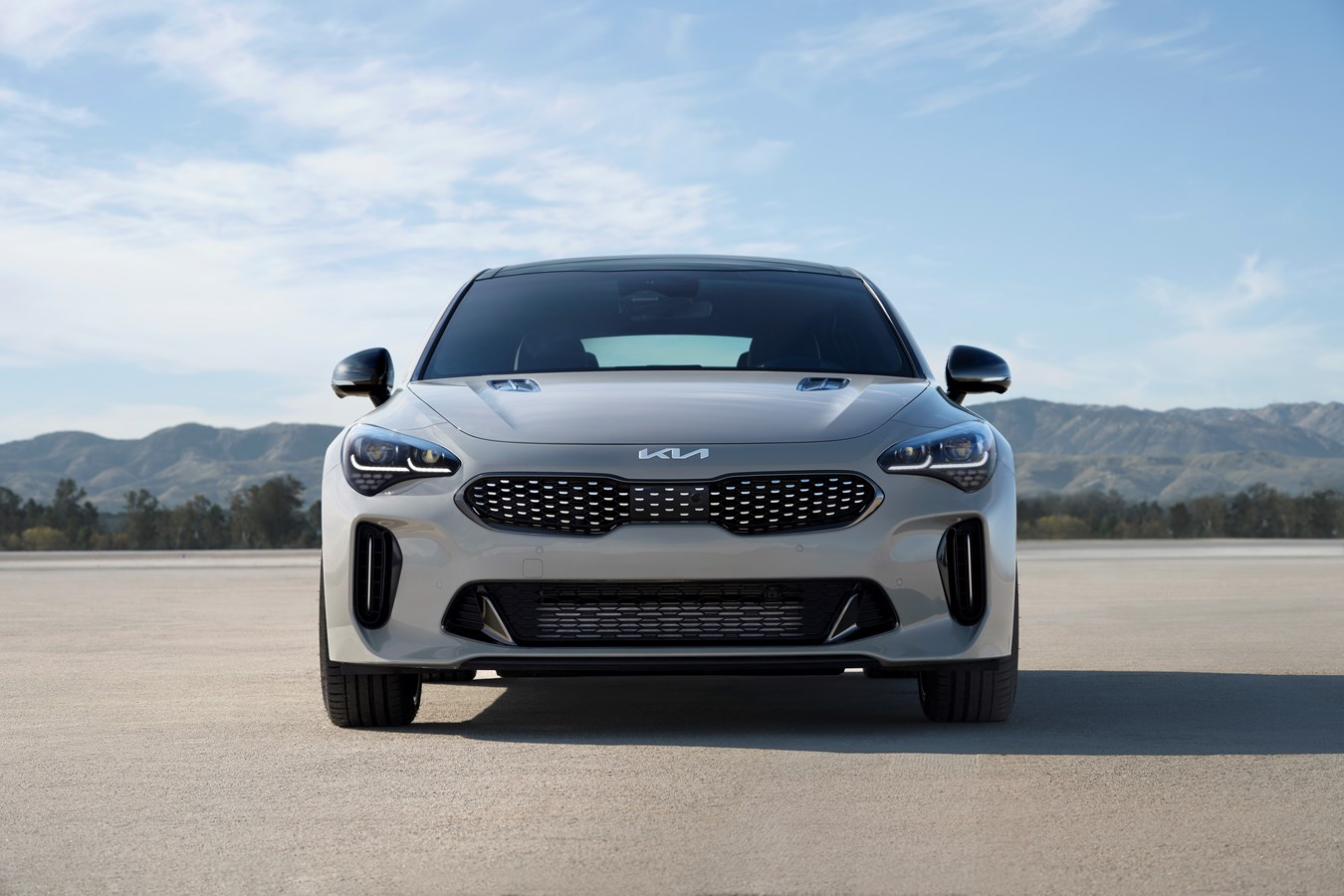 2022 Stinger Scorpion Special Edition front