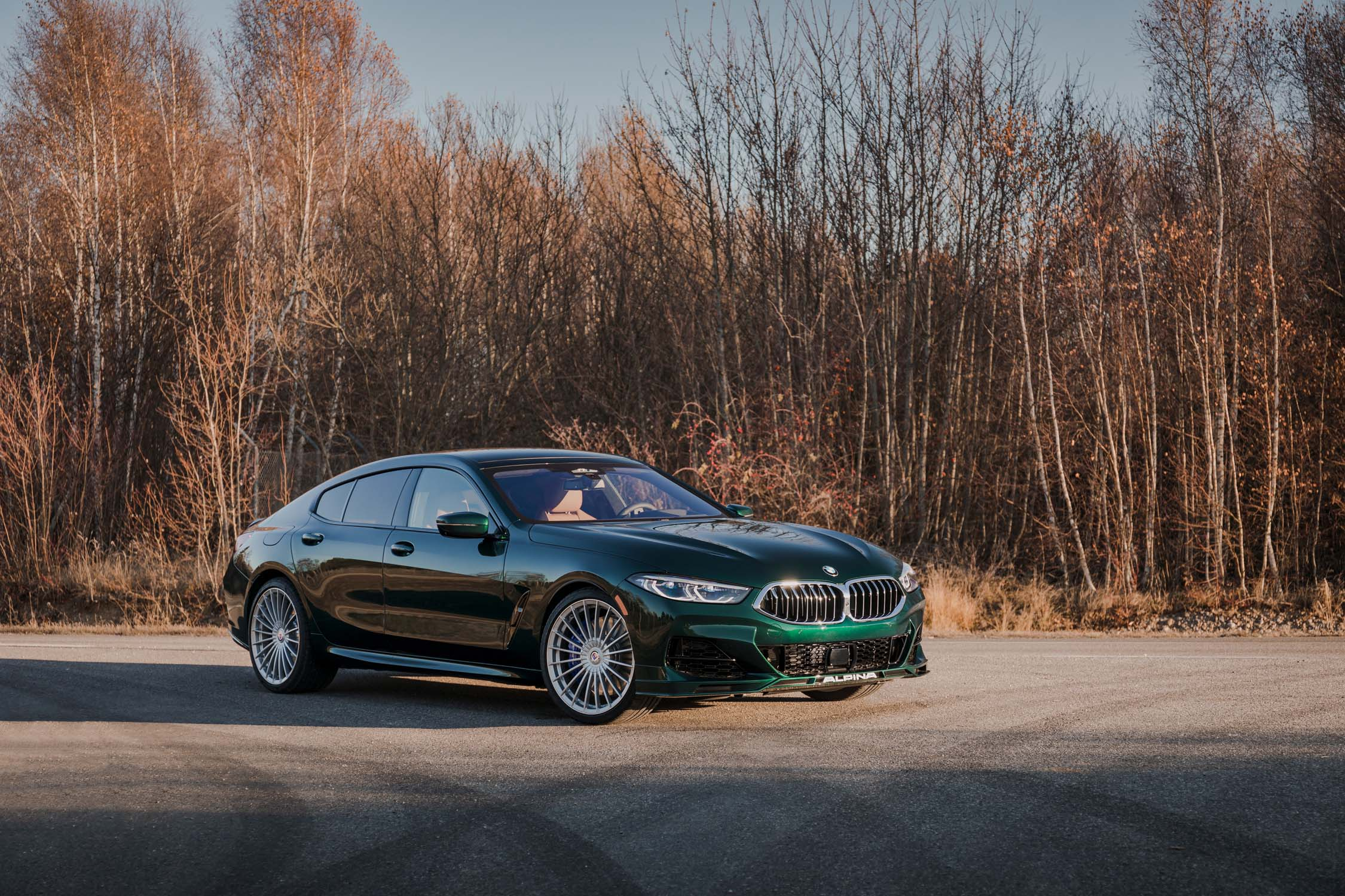 BMW ALPINA B8 Gran Coupé 16