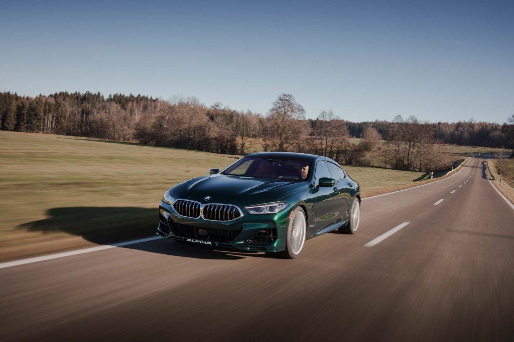 BMW ALPINA B8 Gran Coupé 26