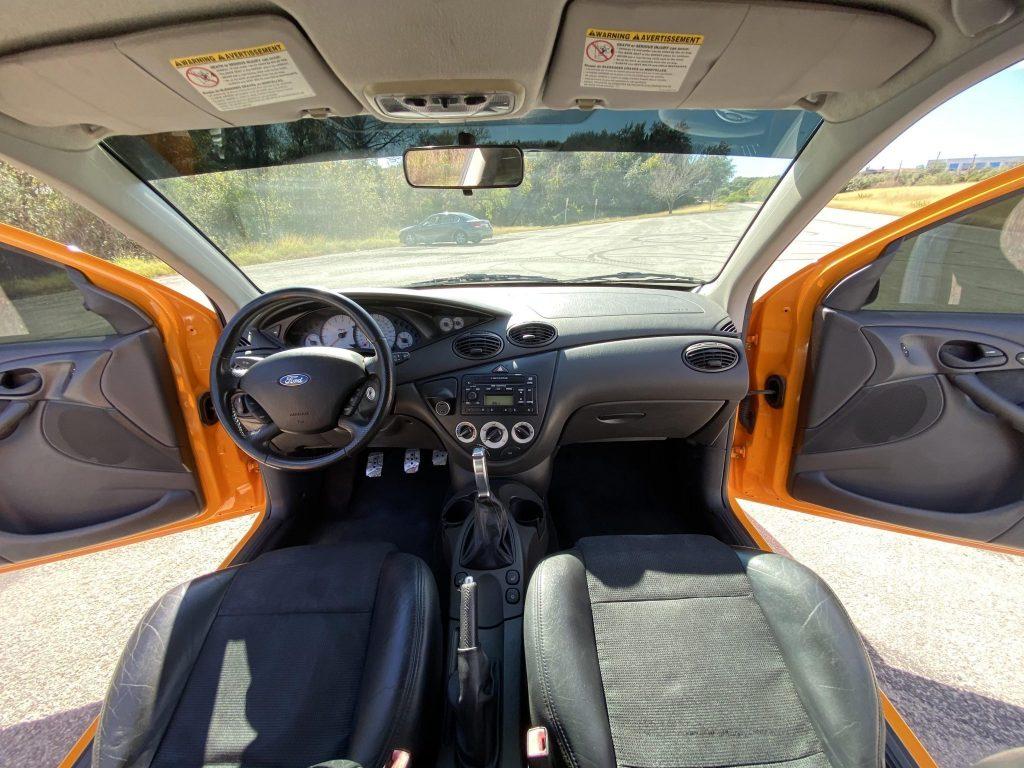 2003 Ford Focus SVT V8 swap