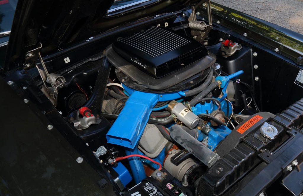 428 Cobra Jet numbers matching engine