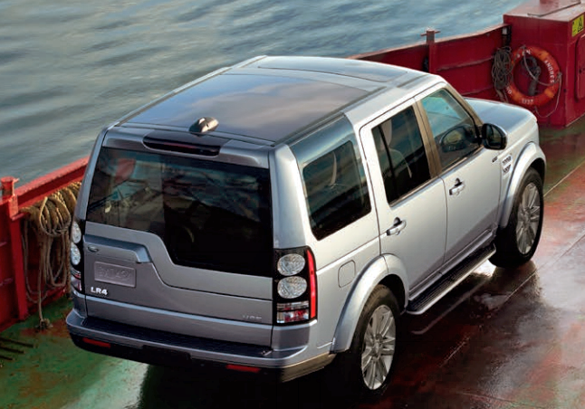 2015 Land Rover Discovery