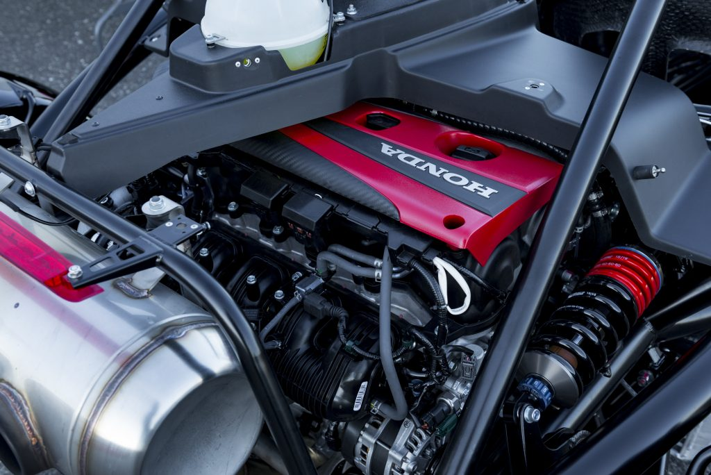 Ariel Atom honda engine