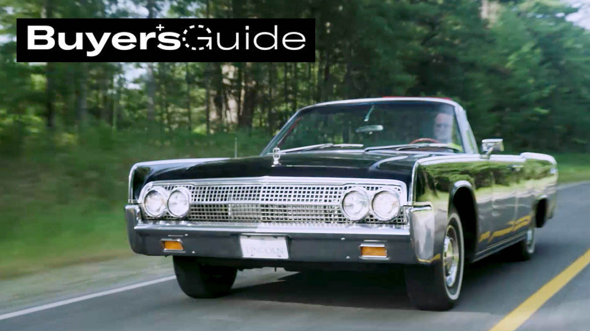 Lincoln Continental Buyers guide