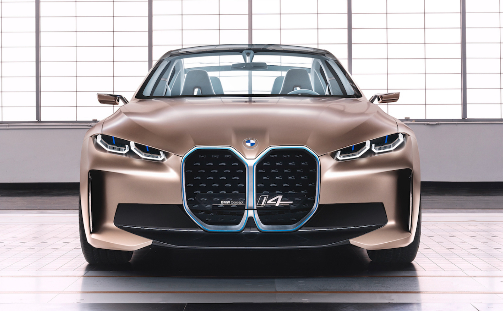 BMW-i4-Concept front
