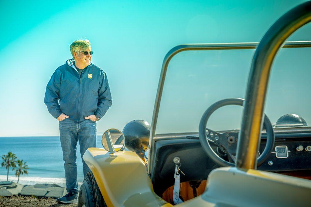 Meyers Manx Dune Buggy owner