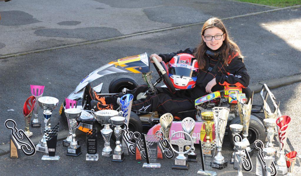 Catherine Potter trophies