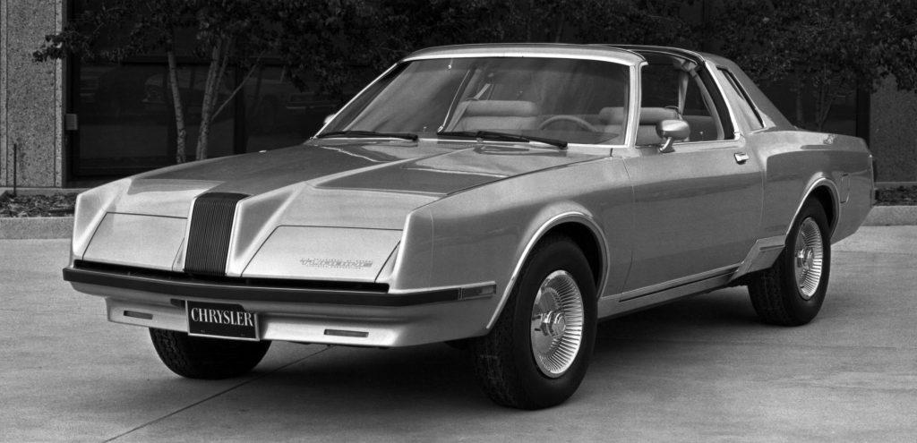 Chrysler Turbine history - 1978 Chrysler LeBaron Turbine front left