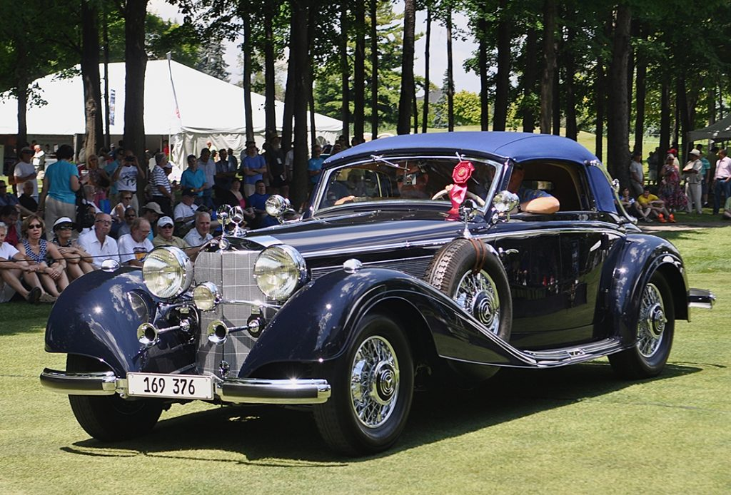 Concours Delegance of America 2