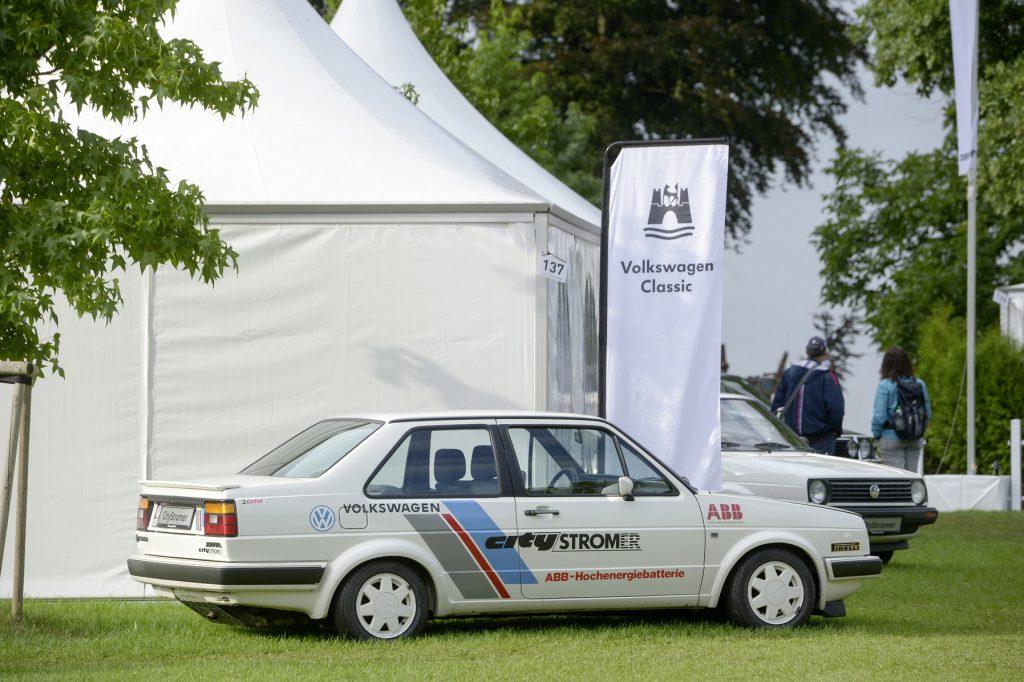 VW Jetta CityStromer