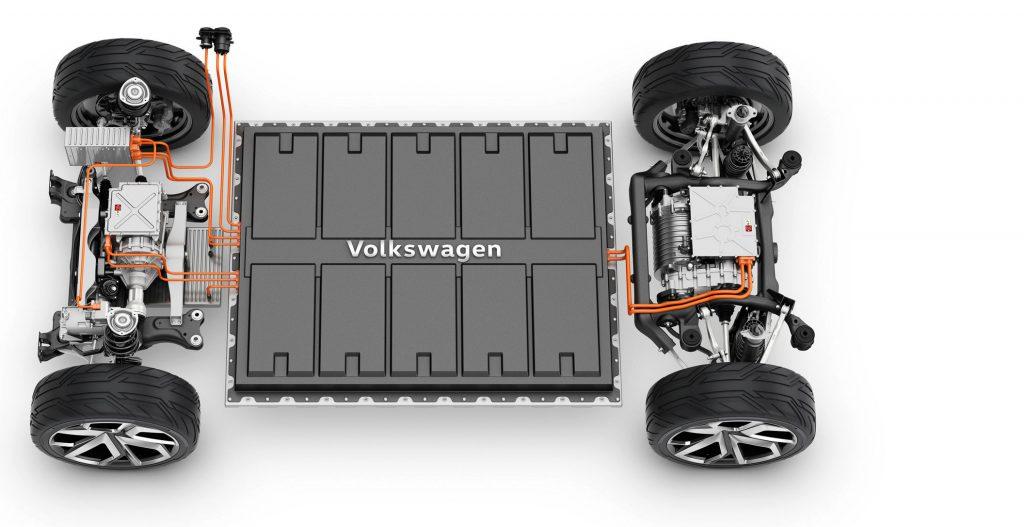 VW MEB EV platform