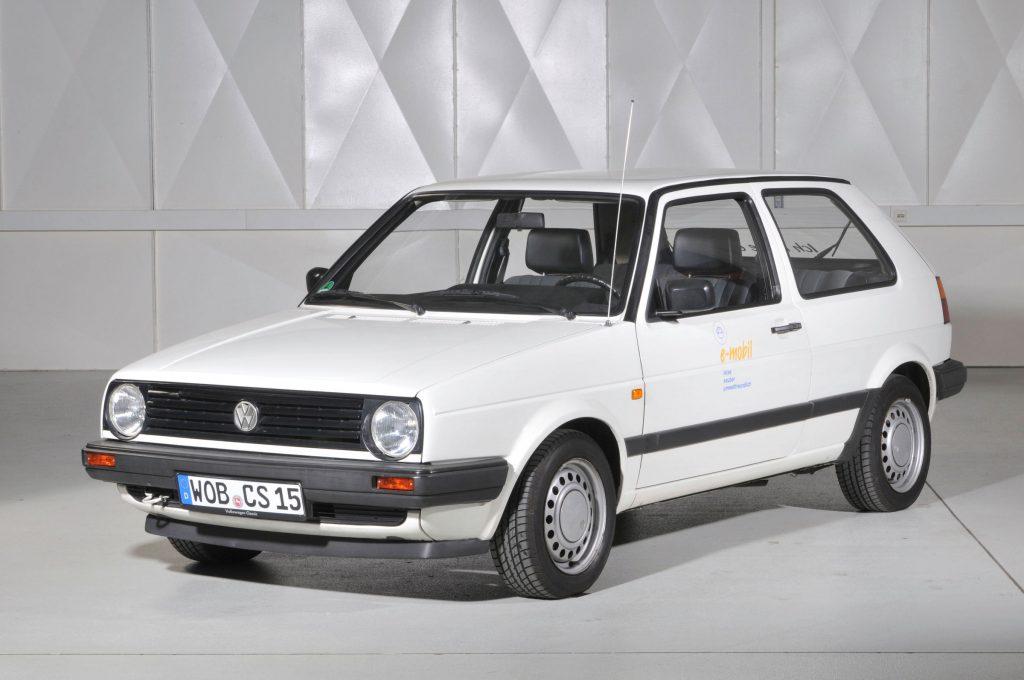 Volkswagen Golf II CitySTROMer