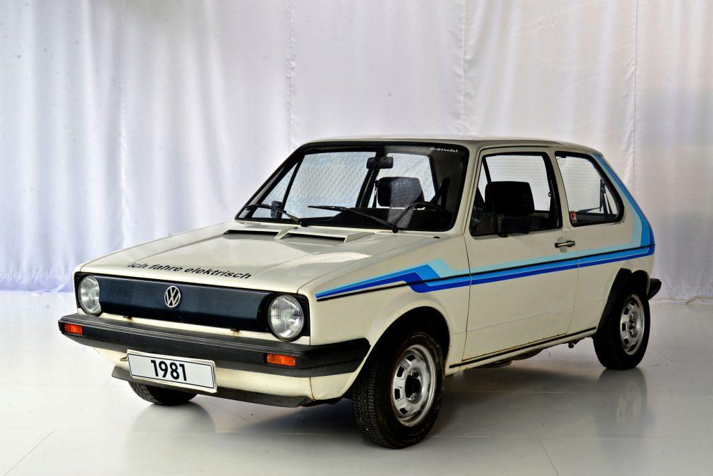 Volkswagen Golf I CitySTROMer