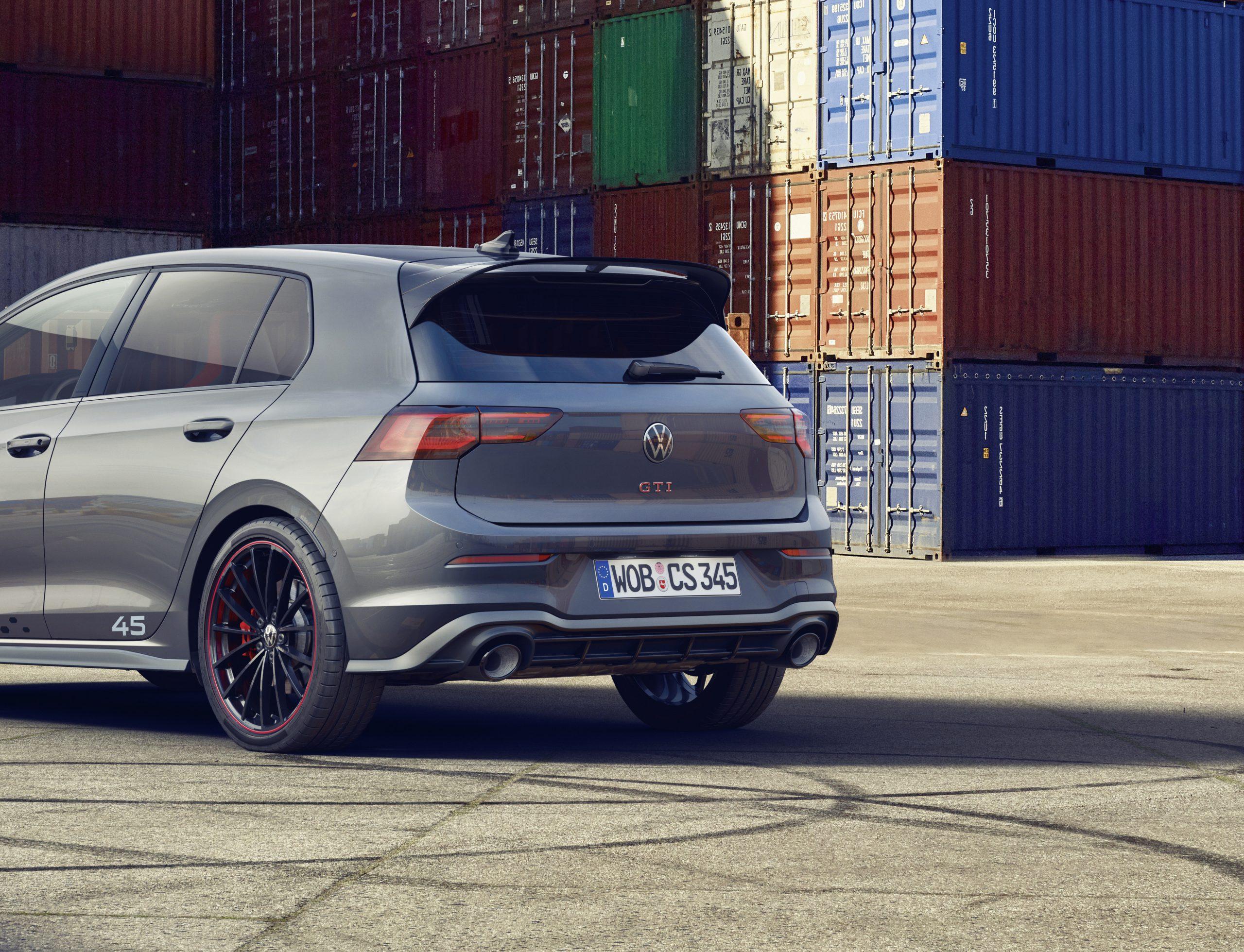 "Volkswagen Golf GTI ""Clubsport 45""3"