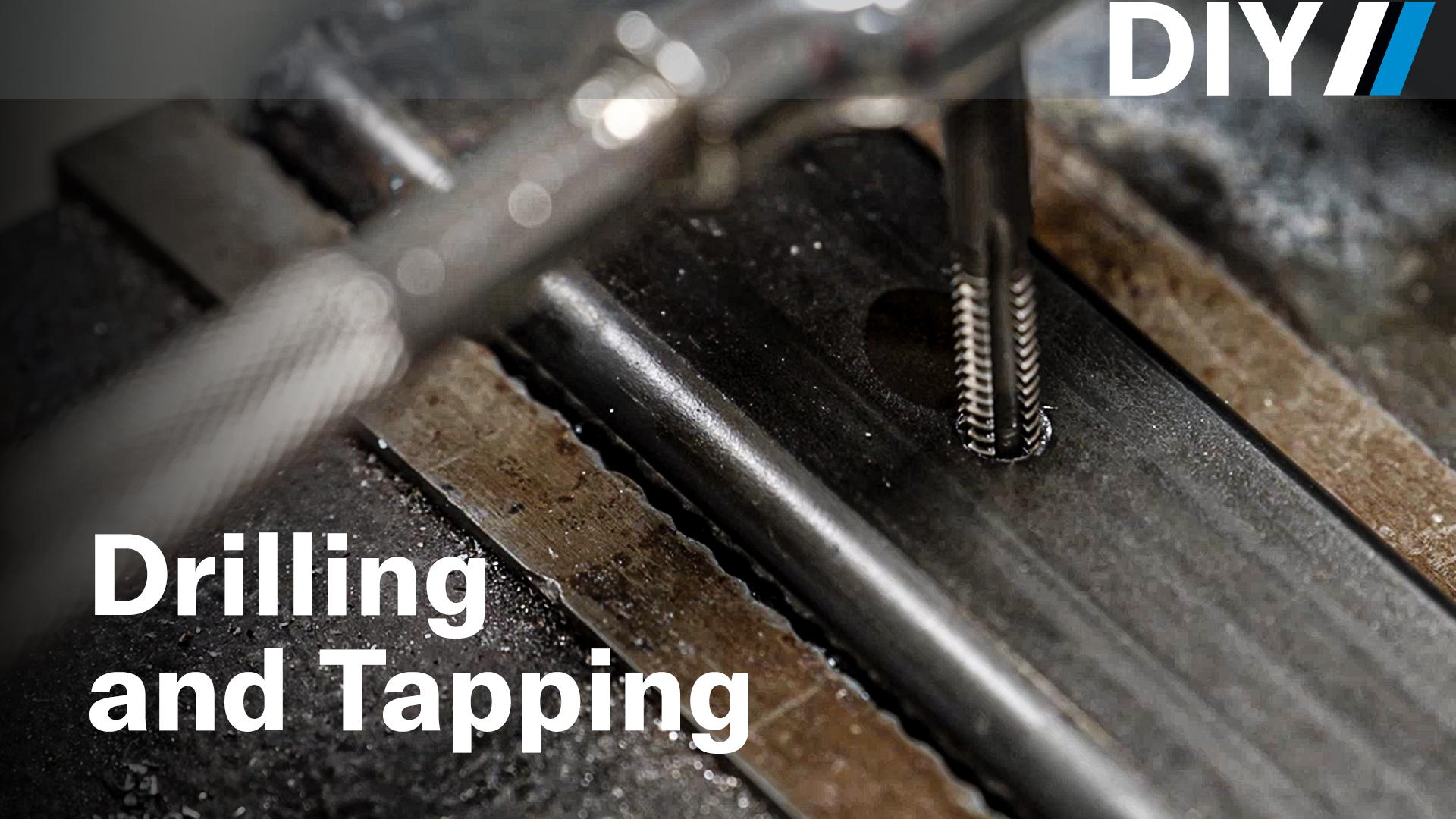 DIY Thumb drill