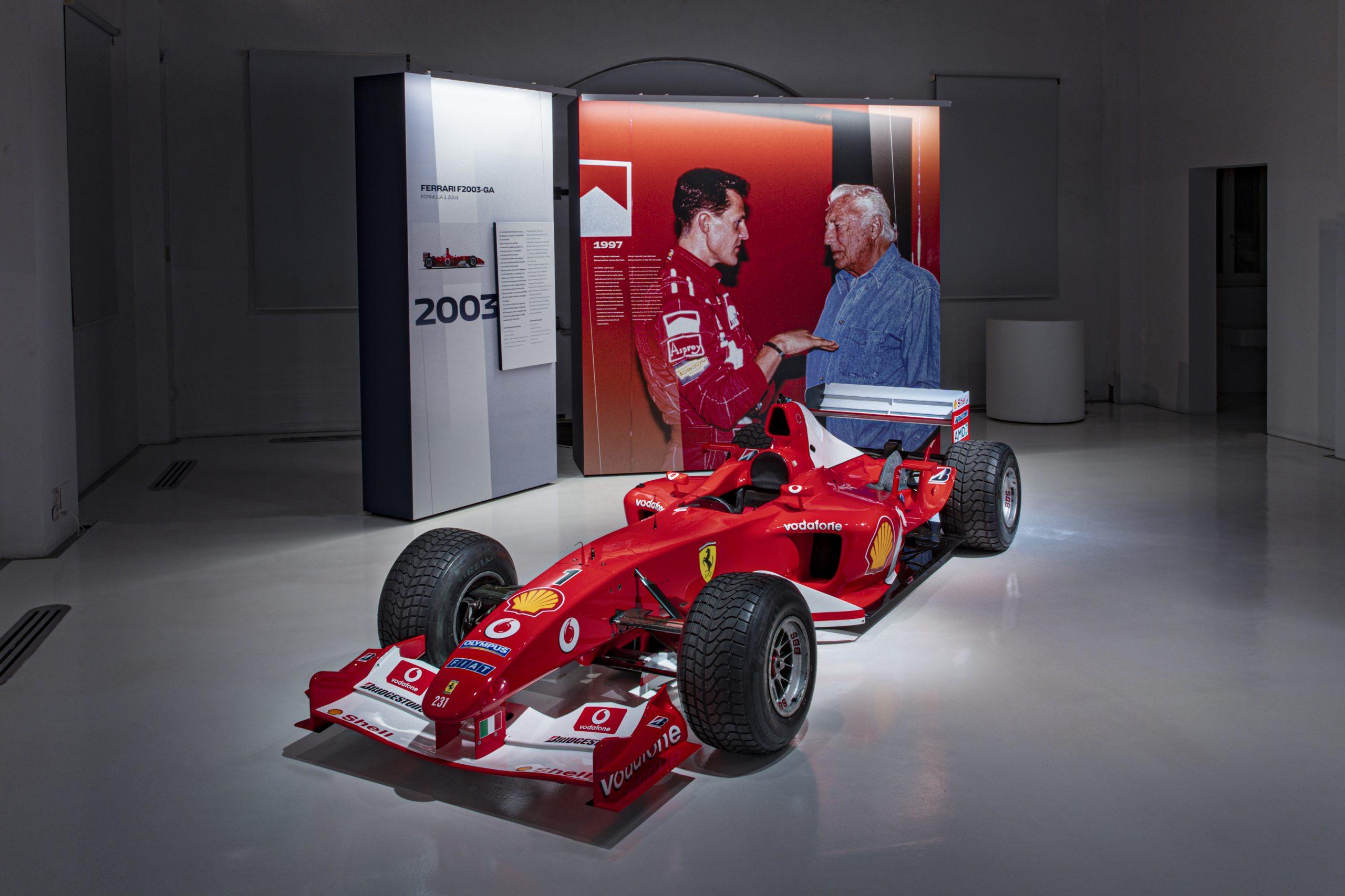 Agnelli's Ferraris 6