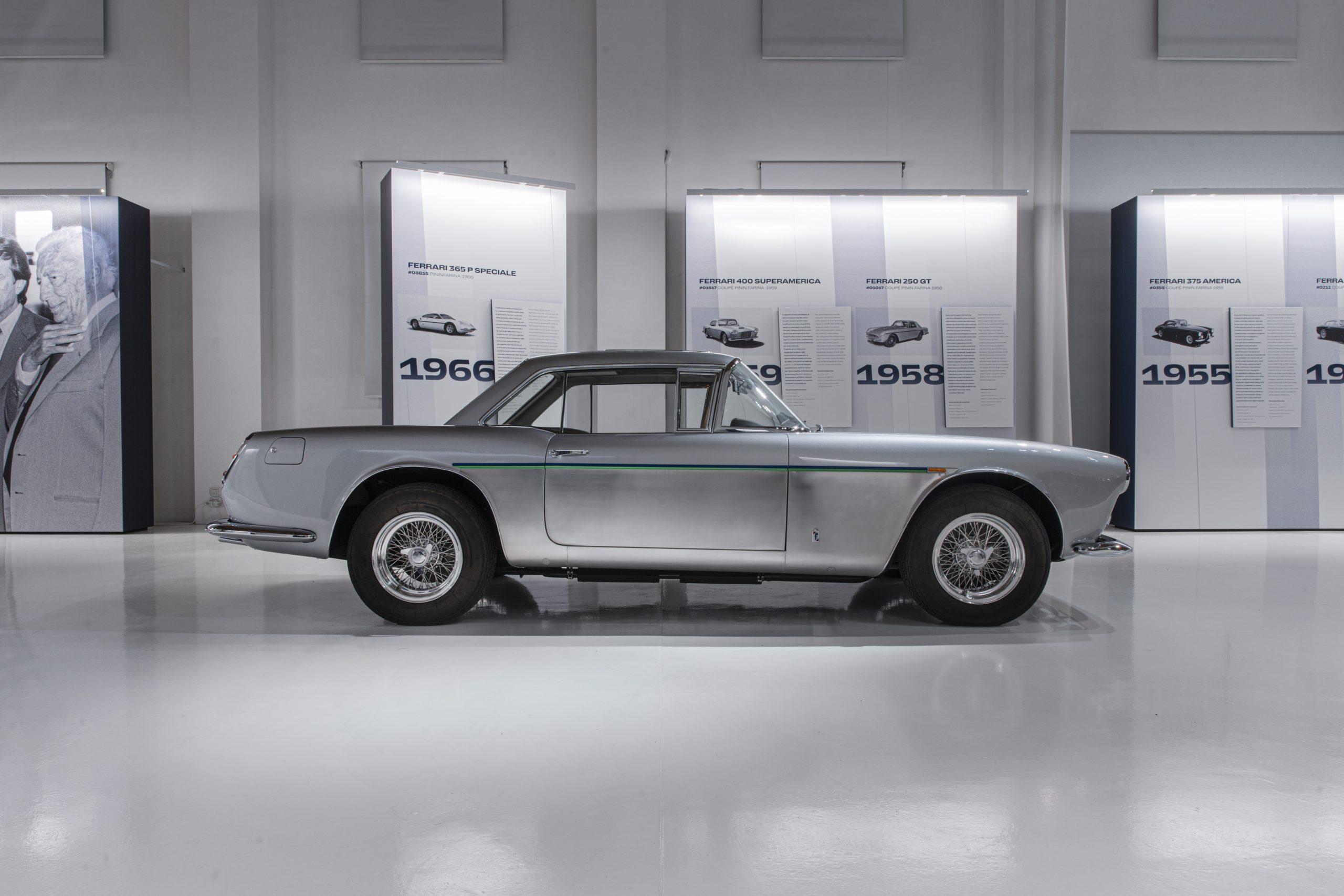 Agnelli's Ferraris 5