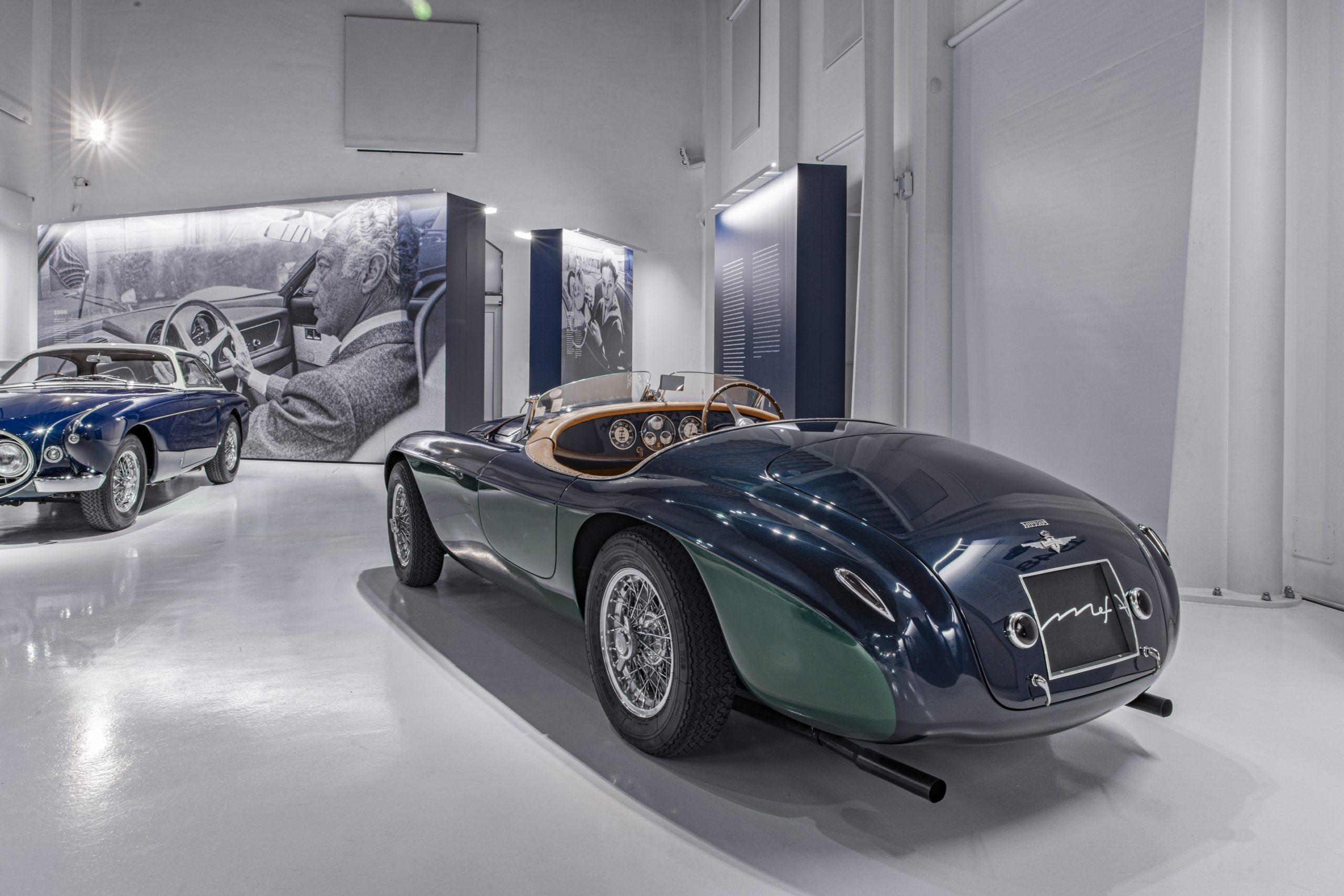 Agnelli's Ferraris 3