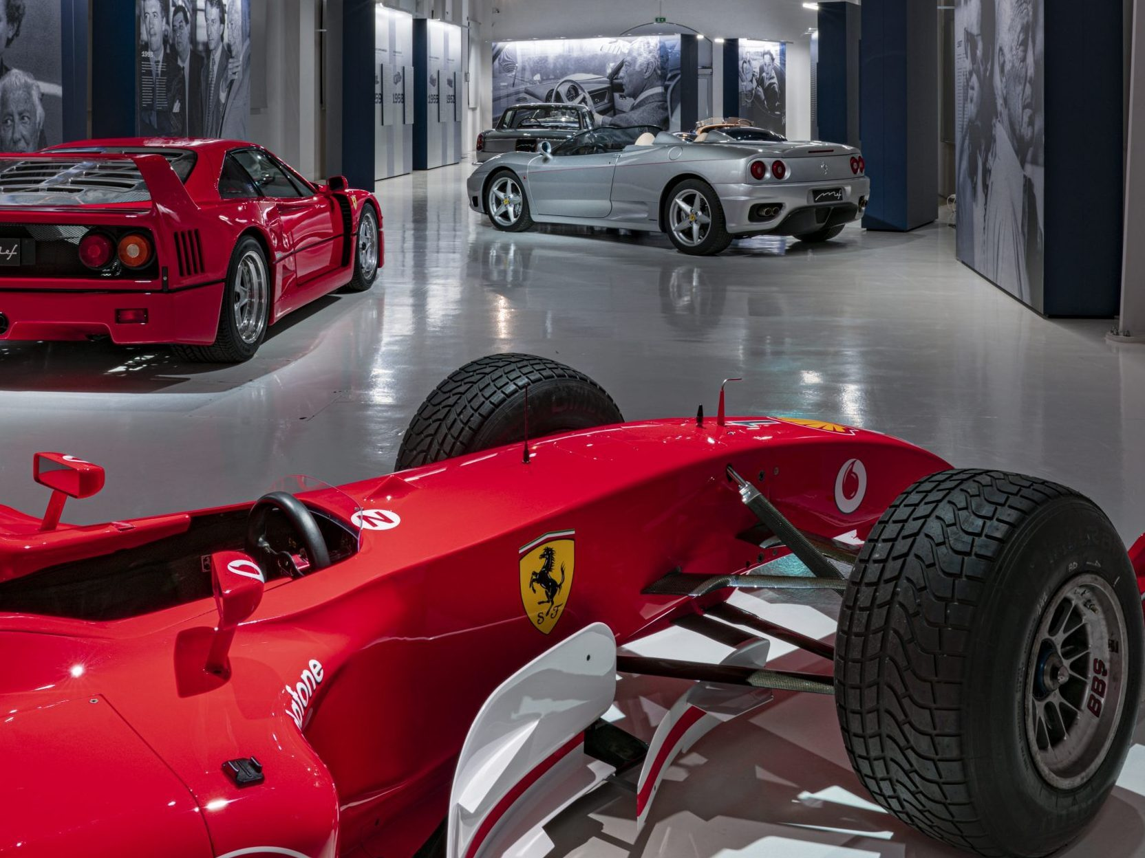 Agnelli's Ferraris 1