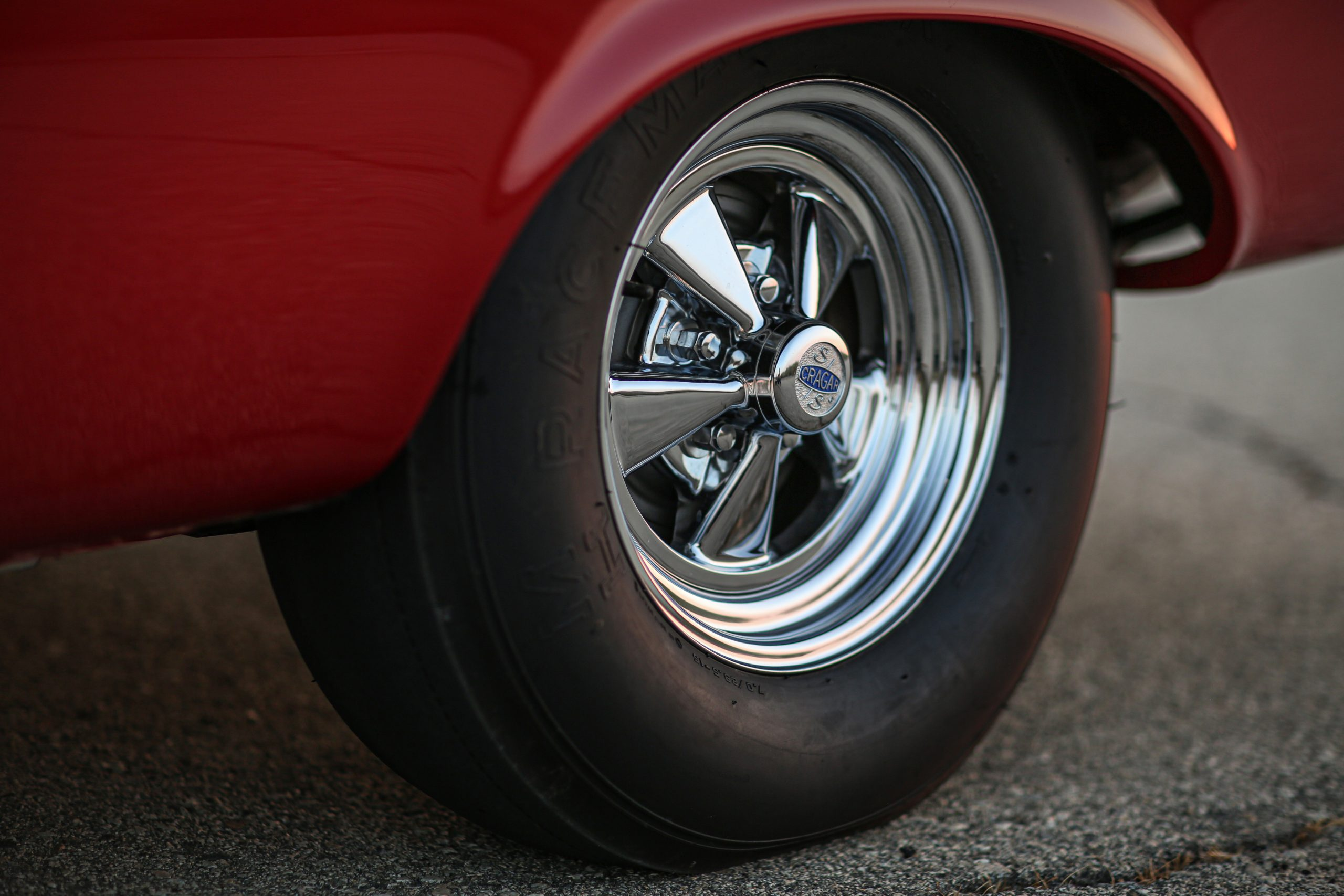 1963 Plymouth 426 Max Wedge lightweight Cragar SS